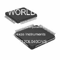ADC12DL040CIVS - Texas Instruments