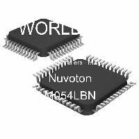 M054LBN - Nuvoton Technology Corp - 微控制器 -  MCU