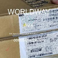 08055A510JAJ2A - AVX Corporation - 多層陶瓷電容器MLCC  -  SMD / SMT