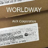08055C103KAJ4A - AVX Corporation - 多层陶瓷电容器MLCC-SMD/SMT