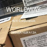 08055A102FA12A - AVX Corporation - 多层陶瓷电容器MLCC - SMD/SMT