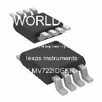 LMV722IDGKR - Texas Instruments