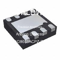 AD8663ACPZ-R2 - Analog Devices Inc
