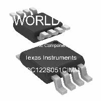 ADC122S051CIMM - Texas Instruments