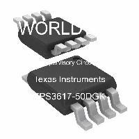 TPS3617-50DGK - Texas Instruments