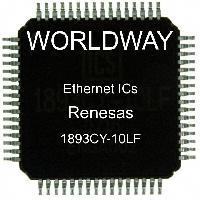 1893CY-10LF - IDT, Integrated Device Technology Inc - 以太网IC