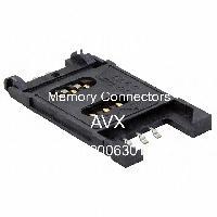 009162006301150 - AVX Corporation - 内存连接器