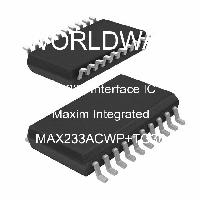 MAX233ACWP+TG36 - Maxim Integrated Products