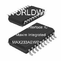 MAX233AEWP+G36 - Maxim Integrated Products
