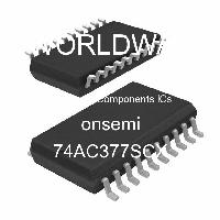 74AC377SCX - ON Semiconductor
