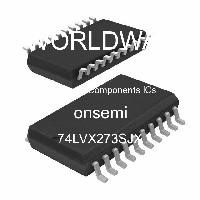 74LVX273SJX - ON Semiconductor