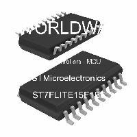 ST7FLITE15F1B6 - STMicroelectronics