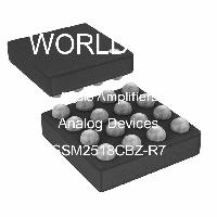 SSM2518CBZ-R7 - Analog Devices Inc - 音频放大器