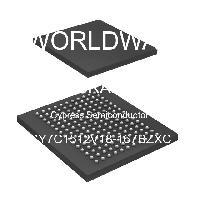 CY7C1512V18-167BZXC - Cypress Semiconductor