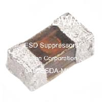 0402ESDA-MLP1 - Eaton Corporation - ESD抑制器