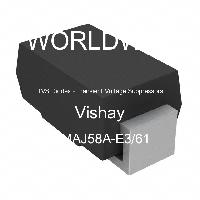 SMAJ58A-E3/61 - Vishay Intertechnologies