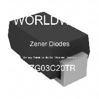 BZG03C20TR - Vishay Semiconductors - 齊納二極管