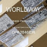 OPA2846IDR - Texas Instruments - 高速運算放大器