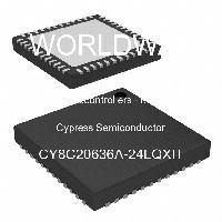 CY8C20636A-24LQXIT - Cypress Semiconductor
