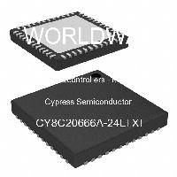 CY8C20666A-24LTXI - Cypress Semiconductor