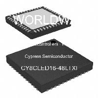 CY8CLED16-48LTXI - Cypress Semiconductor