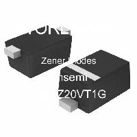 MM5Z20VT1G - ON Semiconductor - 齊納二極管