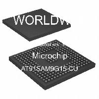 AT91SAM9G15-CU - Microchip Technology Inc