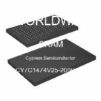 CY7C1474V25-200BGXI - Cypress Semiconductor