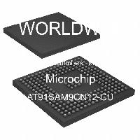 AT91SAM9CN12-CU - Microchip Technology Inc
