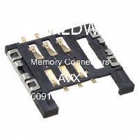009162006401070 - AVX Corporation - 内存连接器