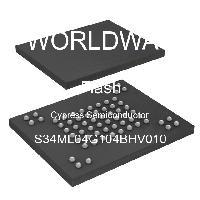 S34ML04G104BHV010 - Cypress Semiconductor