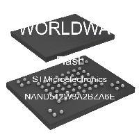 NAND512W3A2BZA6E - STMicroelectronics