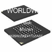 M29W256GH70ZA6E - Micron Technology Inc