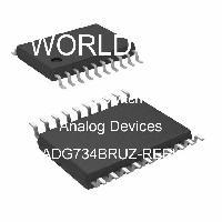 ADG734BRUZ-REEL - Analog Devices Inc