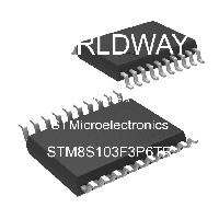 STM8S103F3P6TR - STMicroelectronics