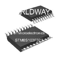 STM8S103F3P3 - STMicroelectronics