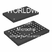 SST39WF800A-90-4I-M2QE-T - Microchip Technology Inc
