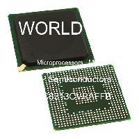 MPC8313CVRAFFB - NXP Semiconductors - 微處理器 -  MPU