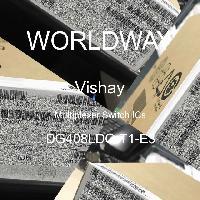 DG408LDQ-T1-E3 - Vishay Intertechnologies - 多路复用器开关IC