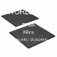 XC6SLX45T-2CSG484I - Xilinx