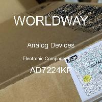 AD7224KP - Analog Devices Inc - 電子元件IC