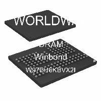 W97BH6KBVX2I - Winbond Electronics Corp