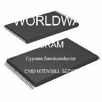 CY62167DV30LL-55ZXIT - Cypress Semiconductor