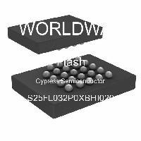 S25FL032P0XBHI020 - Cypress Semiconductor - 閃