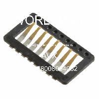 009258008004062 - AVX Corporation - 電池座,夾子和觸點