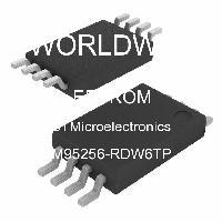 M95256-RDW6TP - STMicroelectronics