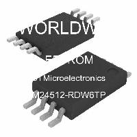 M24512-RDW6TP - STMicroelectronics