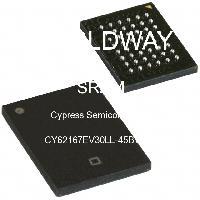 CY62167EV30LL-45BVXIT - Cypress Semiconductor