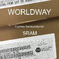 CY62167GE18-55BVXI - Cypress Semiconductor - SRAM