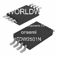 FDW2501N - ON Semiconductor
